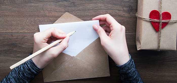 Cómo escribir una carta de amor 1