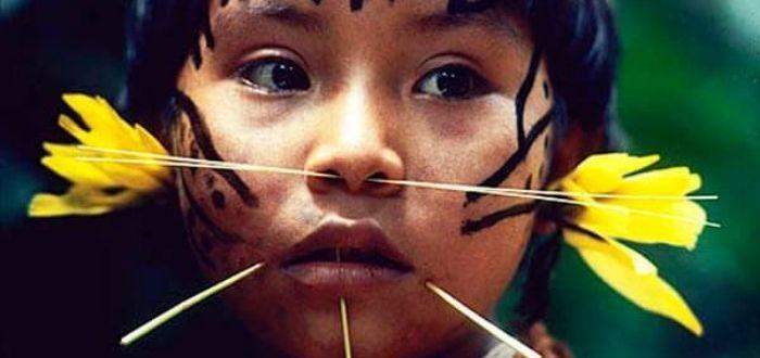 indígenas de suramerica