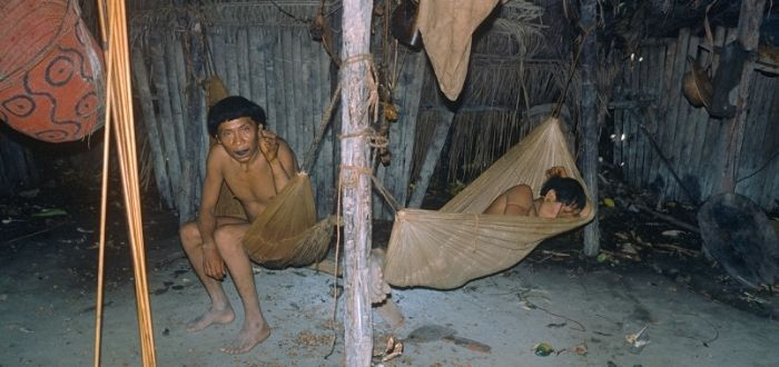 Indios Yanomamis