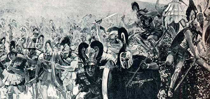 Los Inmortales persas