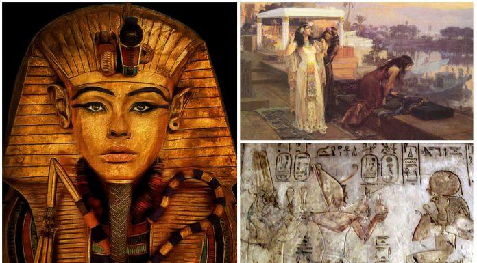 Nitocris | La 1ª y enigmática faraona del Antiguo Egipto