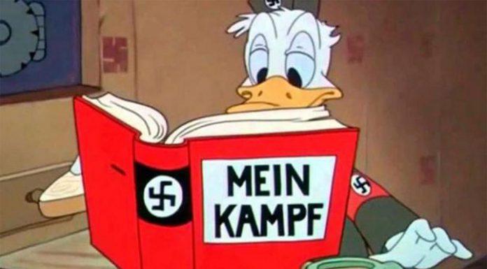 Propaganda Disney