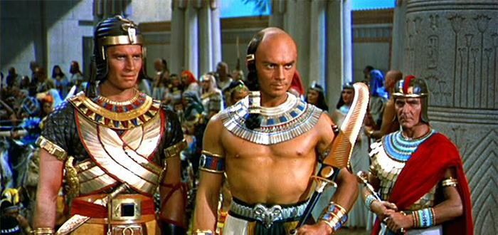 Ramsés y Moisés