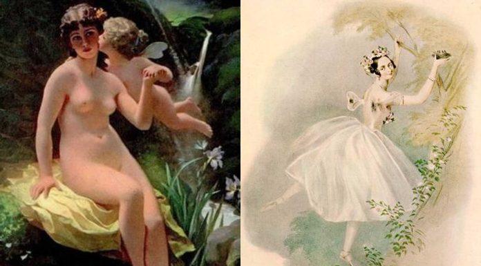 Silfos y Sílfides I 10 Curiosidades de los espíritus del aire
