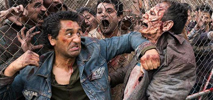 Tipos de zombies, infectados, Fear the Walking dead