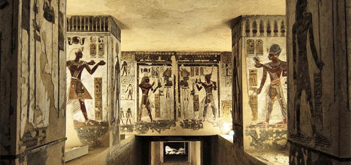 tumbas de faraones