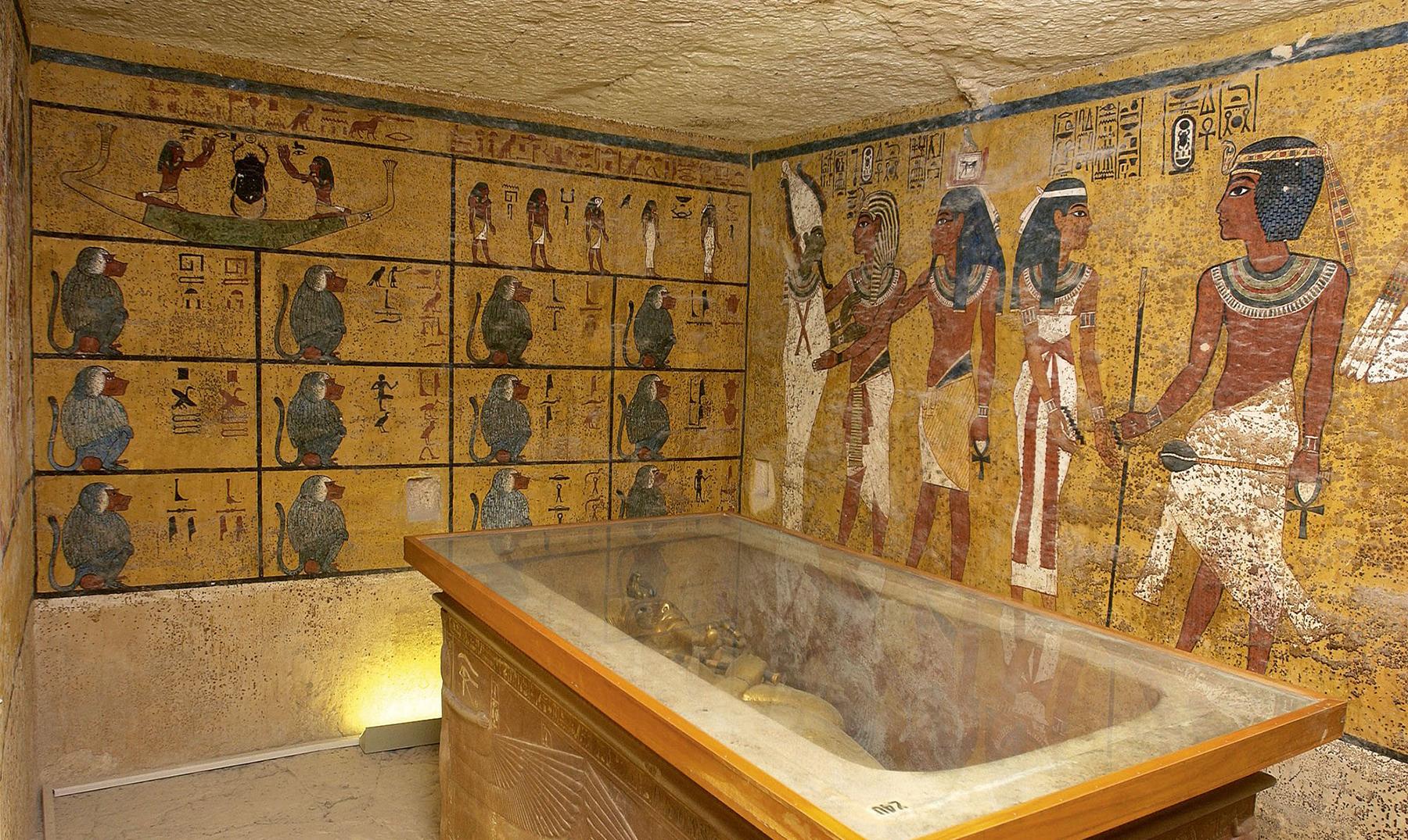 Las 3 Tumbas de faraones más impresionantes del mundo