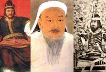 3 Atrocidades de personajes históricos I Atila, Tamerlán y G. Khan
