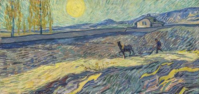 cómo murió Van Gogh