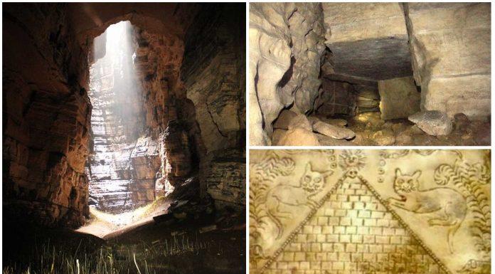La biblioteca metálica | ¿Una remota civilización en la Cueva de los Tayos?