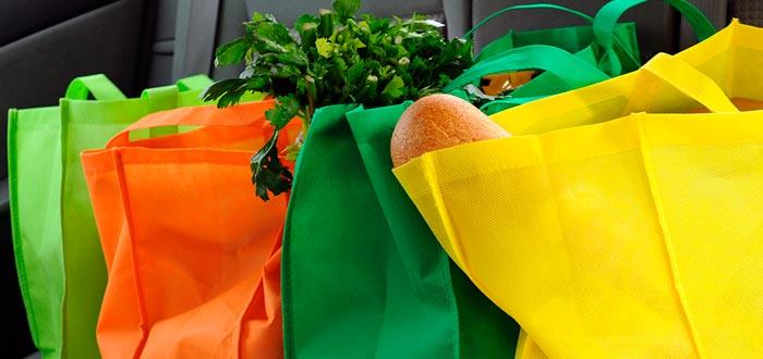eco friendly, bolsas reutilizables, menos plástico