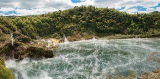 mayores aguas termales
