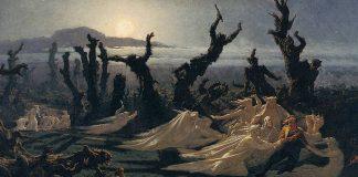 Las Lavanderas de la Noche, las mensajeras de la muerte
