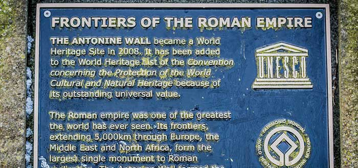 El Muro de Antonino, más allá del Muro de Adriano. ¿Lo conocías?