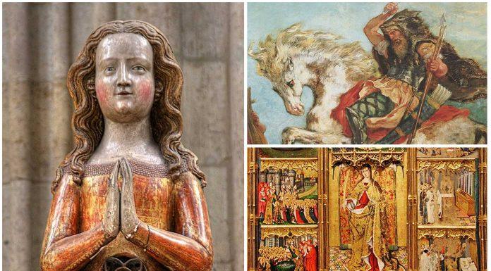 Atila y Santa Úrsula, la leyenda de las once mil vírgenes I REVISADA