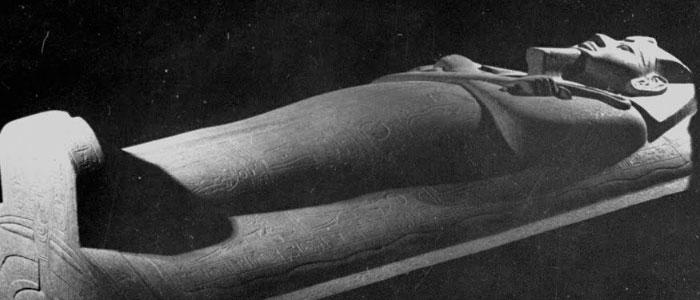 tumbas de faraones egipcios