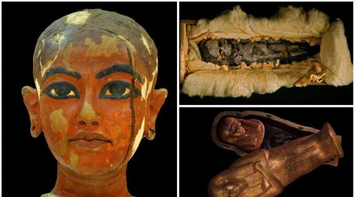 ¿El faraón Tutankamon tuvo hijos? | La descendencia de Tutankamon