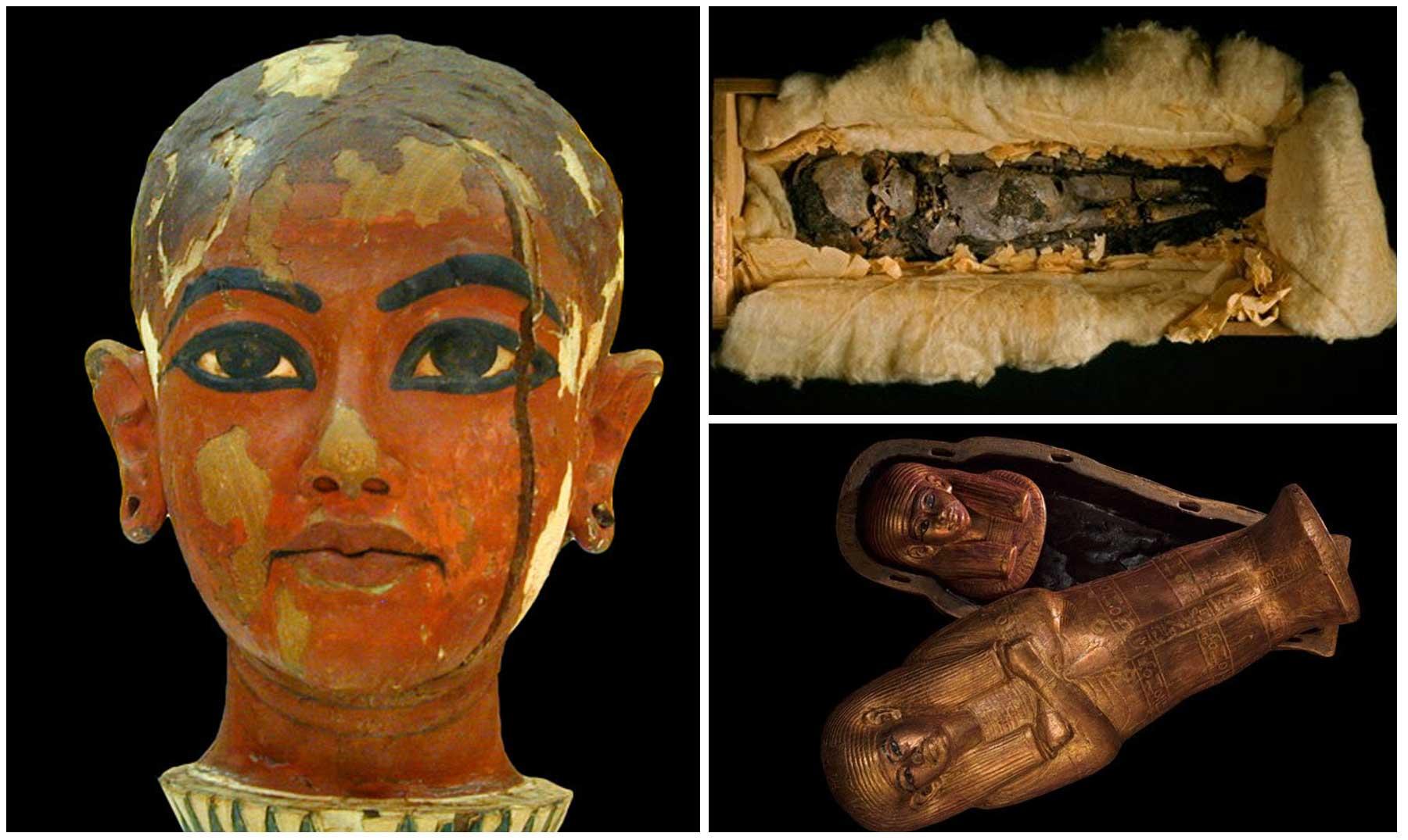 El Faraón Tutankamon Tuvo Hijos La Descendencia De Tutankamon