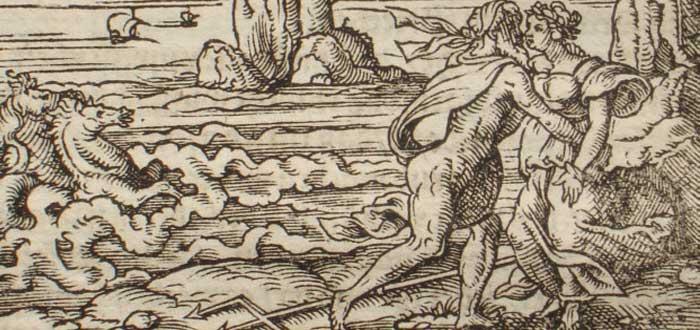 Las violaciones de Poseidón | Un Violador en serie entronizado
