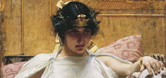 Cleopatra en imágenes