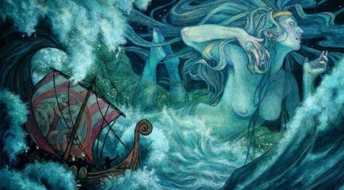 Ran en la Mitología Nórdica