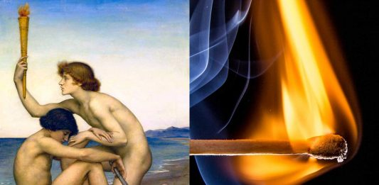 Fósforo, el dios que dio nombre a las cerillas, ¿conoces el mito?