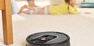 Roomba 960, el mejor robot aspirador inteligente para el hogar