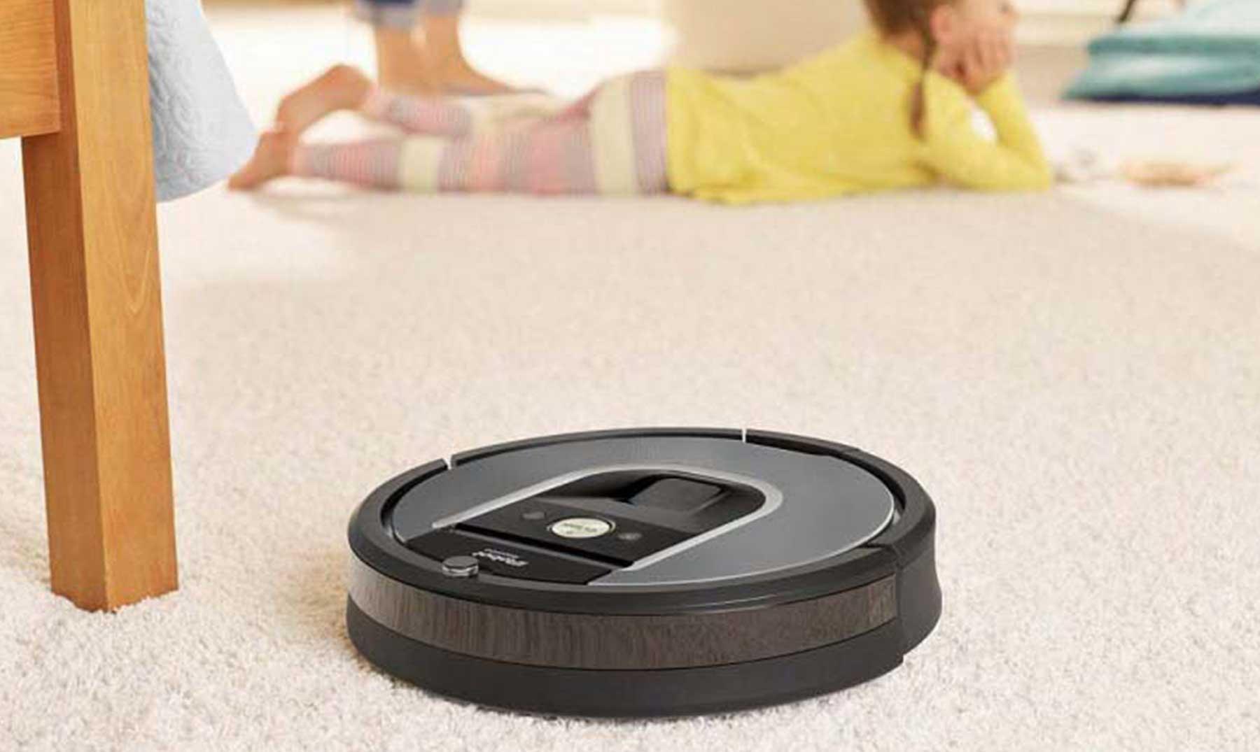 Roomba 960 | El mejor robot aspirador inteligente para el hogar