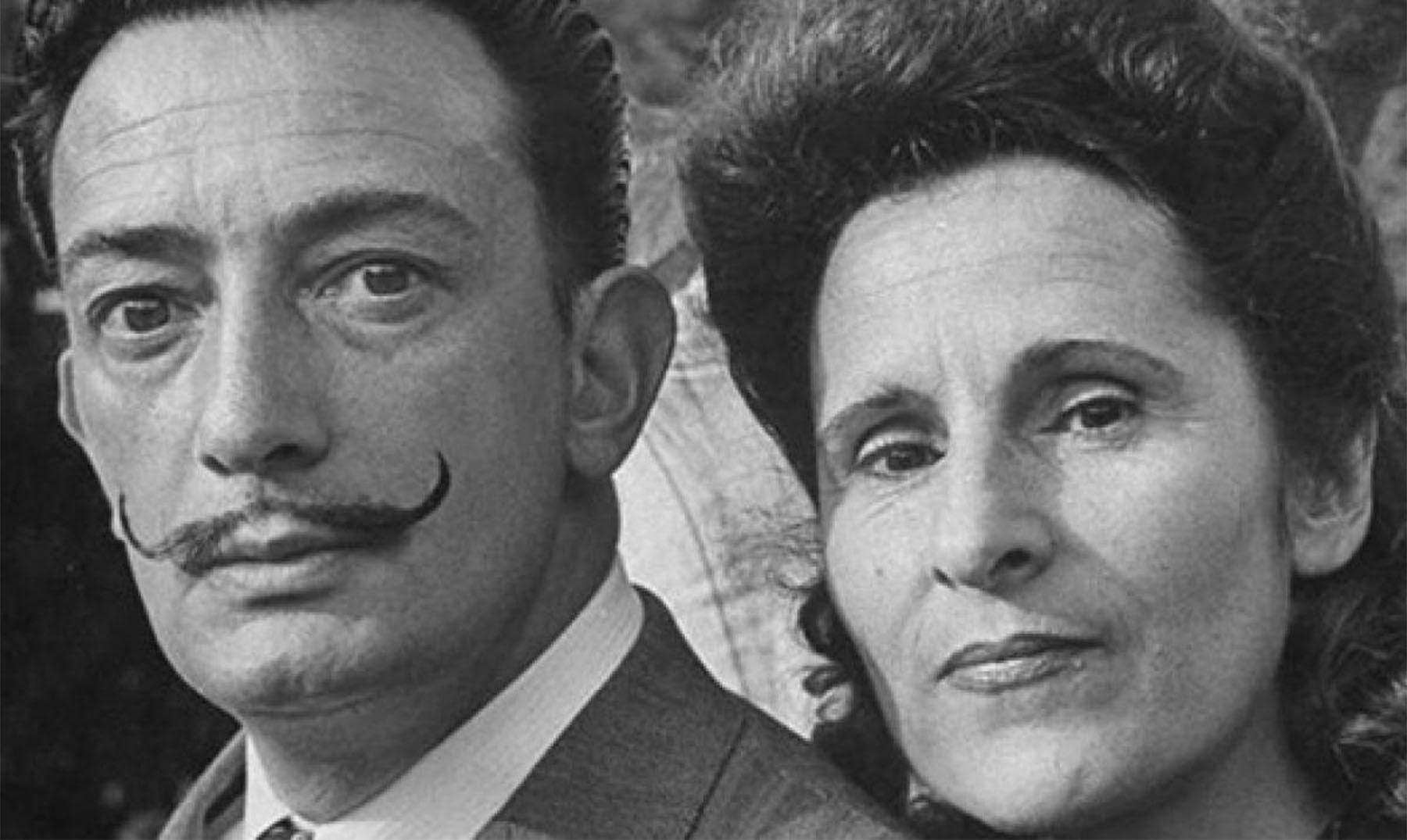 Salvador Dalí Y Gala 4 Curiosidades De Su Relación