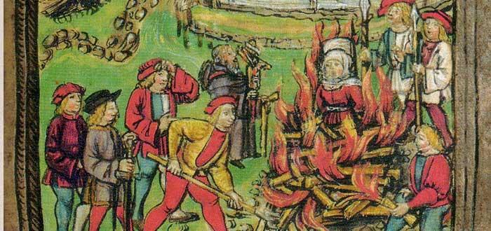 Walpurga Hausmännin: brujería, infanticidio y sexo con el demonio