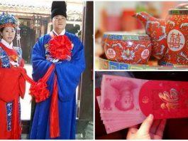 Boda china tradicional   10 extrañas costumbres antes del casamiento