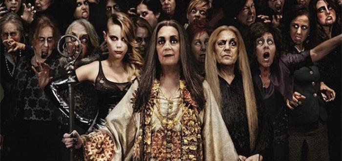 brujas de España