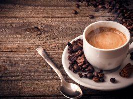 café con el estómago vacío