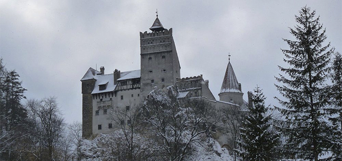 castillo de Brann