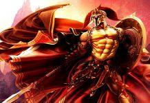 dios del fuego