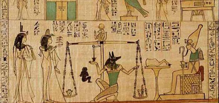 dios egipcio de la muerte