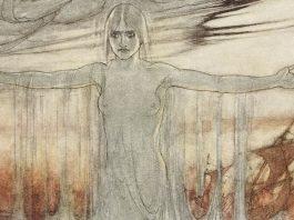 diosa germana del mar