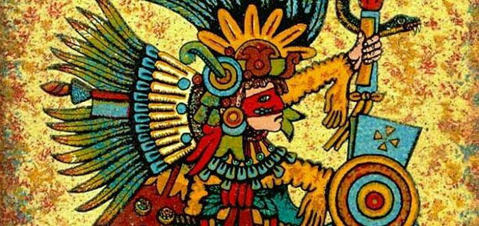 dioses de los mexicas