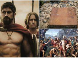 4 Curiosas y soberbias frases atribuidas a los Espartanos y Leónidas en las Termópilas