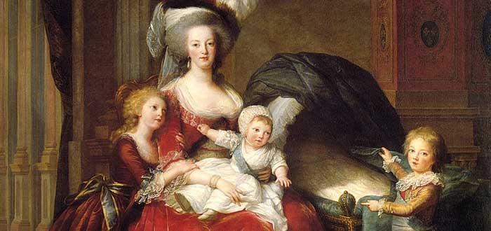 Los Hijos de María Antonieta | ¿Qué ocurrió con ellos?
