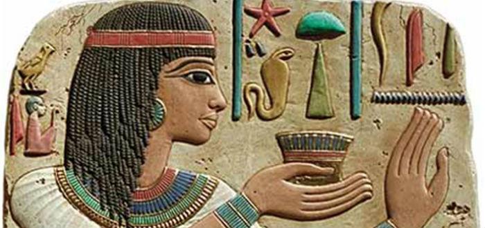 historia de la cosmetología, Egipto