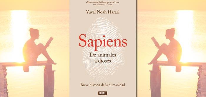 Lecturas para el verano 2018, sapiens de animales y dioses