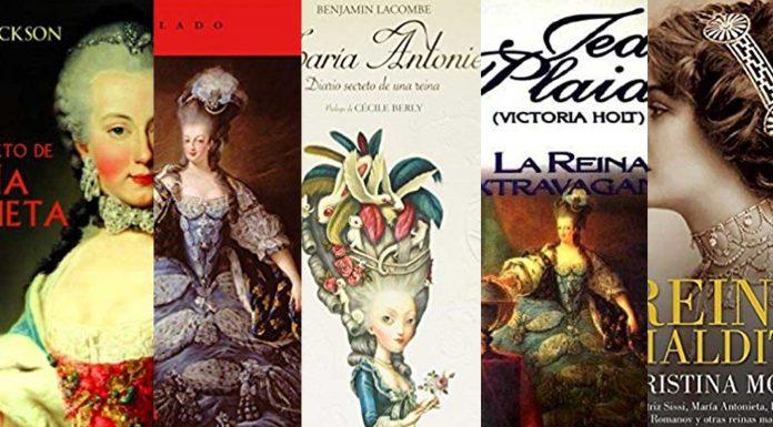 5 Libros de María Antonieta | Las mejores historias de esta reina