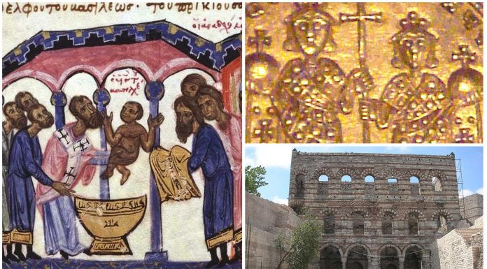 Nacidos en Púrpura o Porfirogénetas. ¿Quiénes eran estos hijos reales?