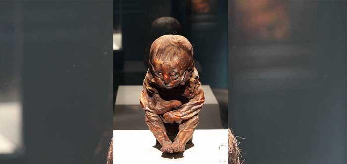 La historia del Niño Detmold, una de las momias más antiguas del mundo