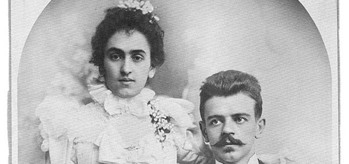 Frida y su madre