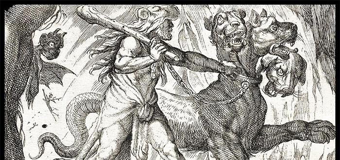 perros mitológicos