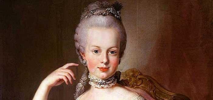 Curiosidades de Austria, María Antonieta