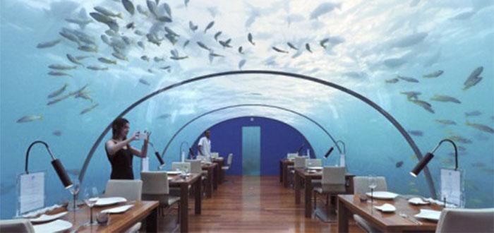 restaurantes más raros del mundo
