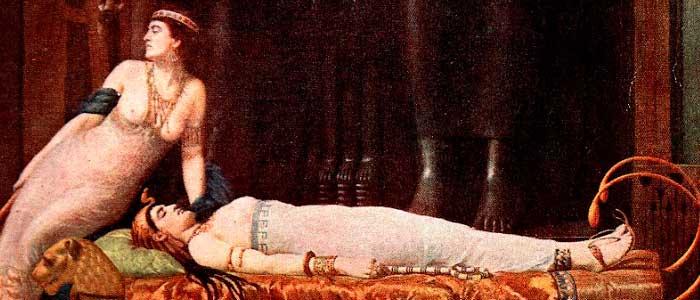 rituales de belleza de cleopatra